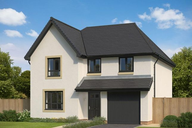 """Thumbnail Detached house for sale in """"Cullen"""" at Gilmerton Station Road, Edinburgh"""