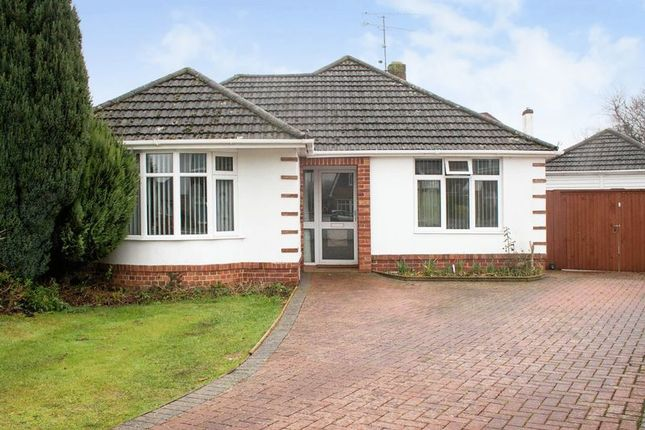 Thumbnail Detached bungalow for sale in Hemming Close, Totton, Southampton