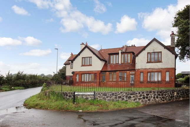 Thumbnail Semi-detached house for sale in Exeter Road, Dawlish
