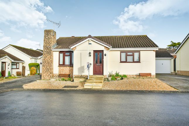 Thumbnail Detached bungalow for sale in Sarum Way, Calne