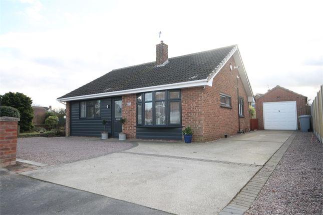 Detached bungalow for sale in Marlborough Close, Newark, Nottinghamshire.