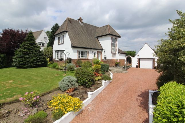 Thumbnail Detached house for sale in Merrylea, Drumbathie Road, Airdrie