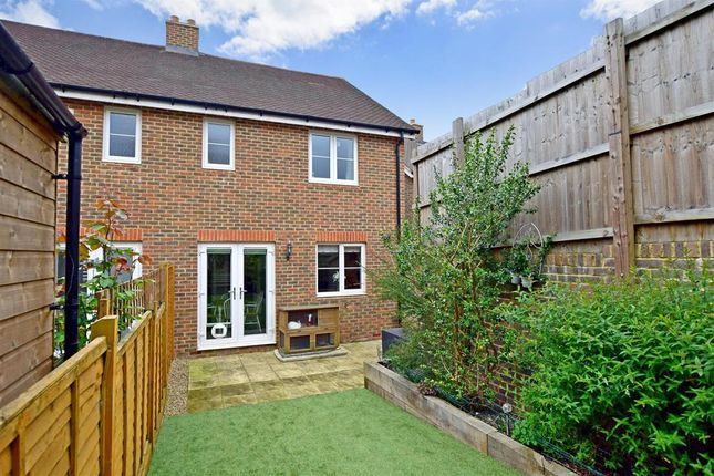Thumbnail Semi-detached house for sale in Furnace Wood, Uckfield, East Sussex