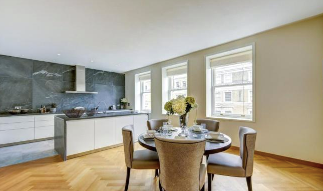 Thumbnail Flat for sale in Kensington Court, Kensington, London