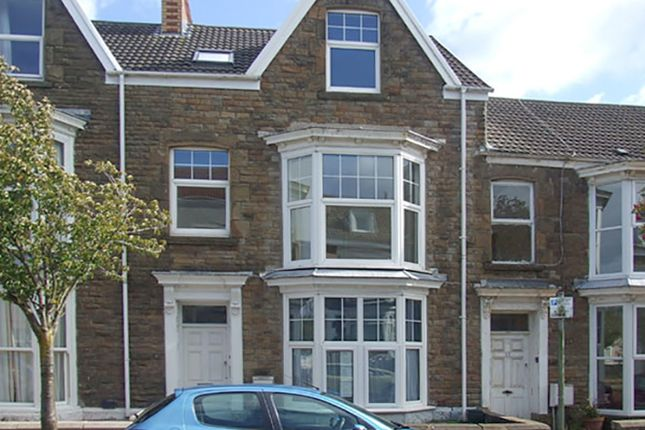 Thumbnail Flat to rent in 35 St Albans Road, Brynmill
