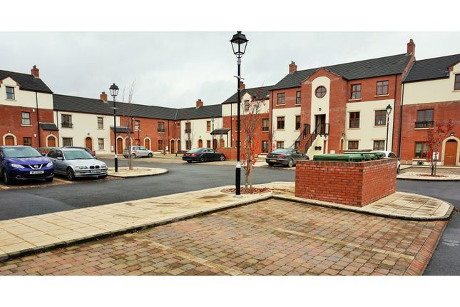 Thumbnail Flat to rent in Old Market Square, Newtownards