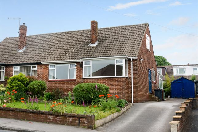 Thumbnail Bungalow for sale in Springbank Road, Farsley, Pudsey
