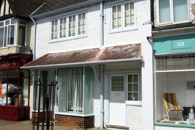 Thumbnail Flat to rent in Tankerton Road, Whitstable