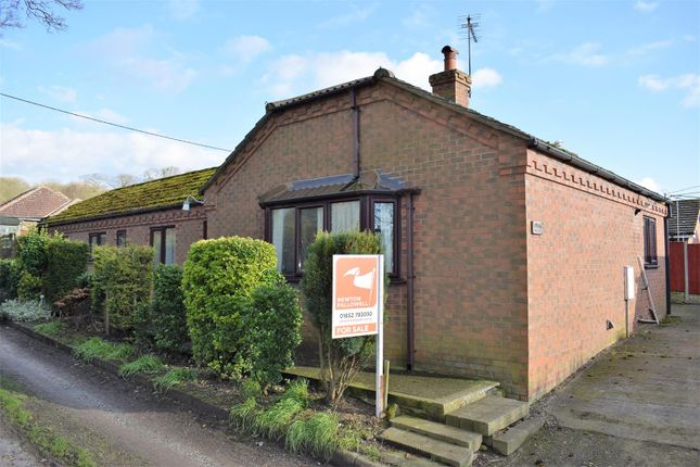 Thumbnail Bungalow for sale in Main Street, Bonby, Brigg
