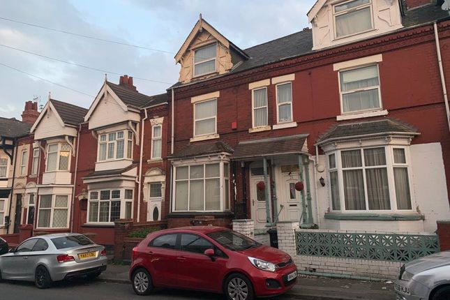 Thumbnail Terraced house to rent in North Street, Dudley, 5 Bedroom