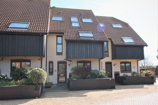 Terraced house for sale in Velsheda Court, Hythe, Southampton