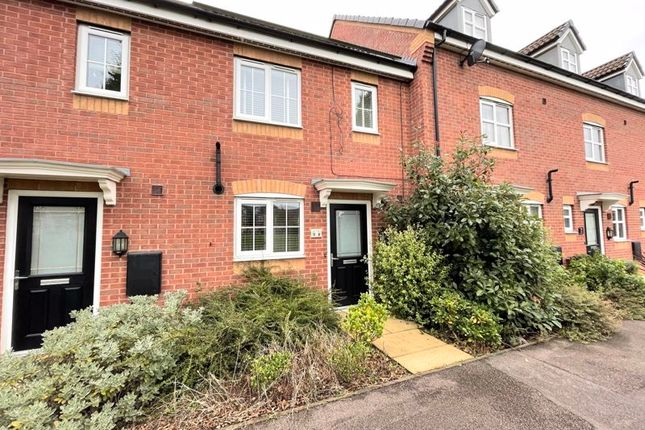 2 bed semi-detached house to rent in Jeque Place, Stretton, Burton-On-Trent DE13