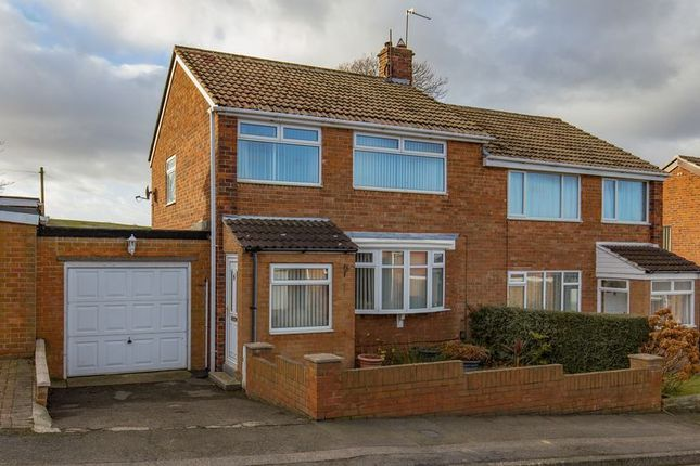 3 bed semi-detached house for sale in Dorset Road, Skelton-In-Cleveland, Saltburn-By-The-Sea