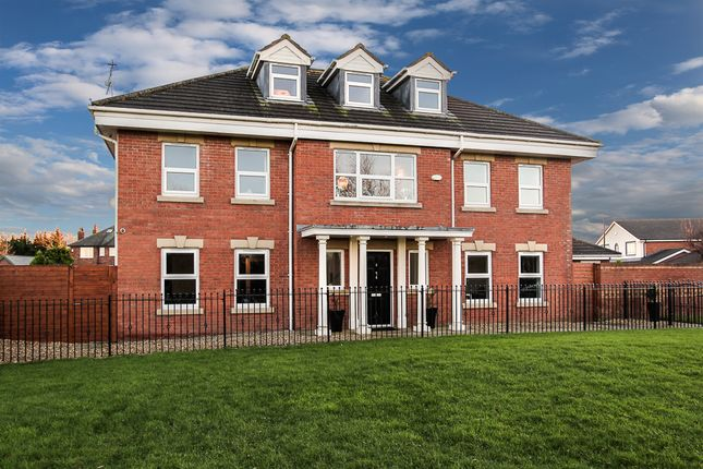 Thumbnail Detached house for sale in Poulton Drive, Poulton-Le-Fylde