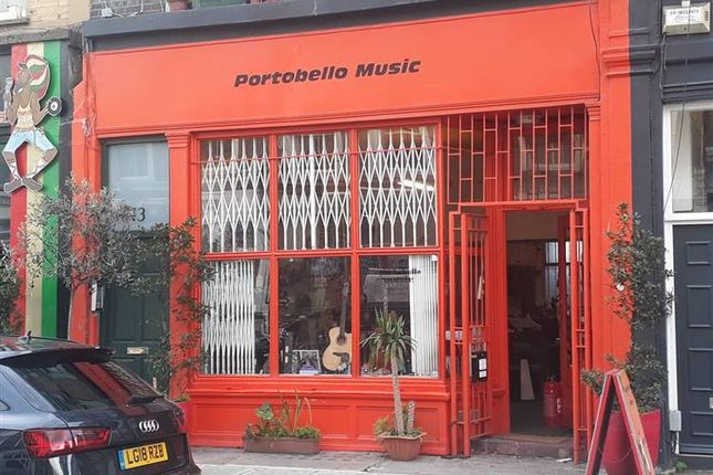 Thumbnail Retail premises for sale in All Saints Road, London