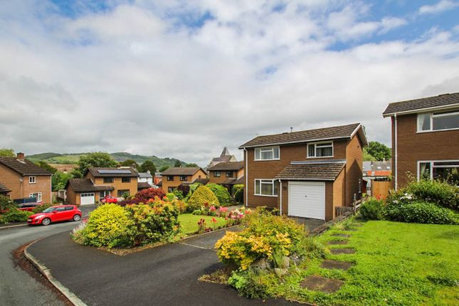 Thumbnail Detached house for sale in Cae Castell, Builth Wells
