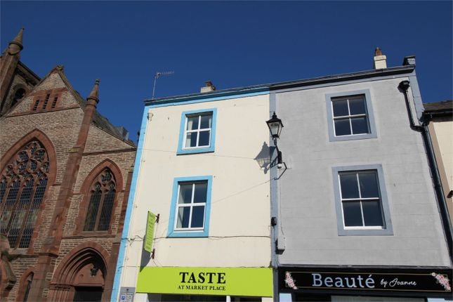 Thumbnail Detached house to rent in 31A James Street, Whitehaven, Cumbria