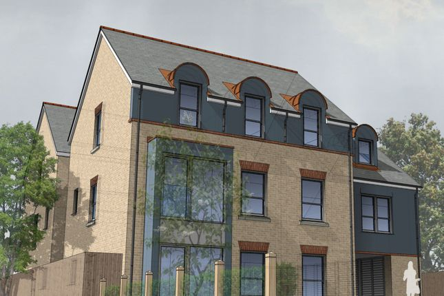 Thumbnail Flat for sale in Flat 4, First Floor Duplex Apartment, Willow Court, 1 Woodlands Road, Hockley