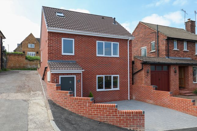 Thumbnail Detached house for sale in Knab Rise, Sheffield