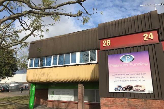 Thumbnail Office for sale in 26 Hemmells, Laindon, Basildon, Essex