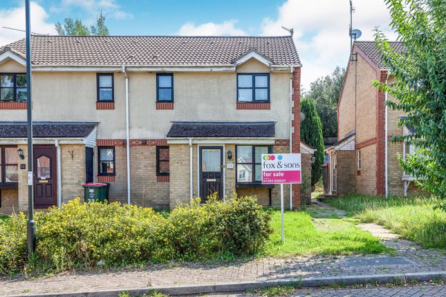 Thumbnail Terraced house for sale in Lyon Close, Maidenbower, Crawley