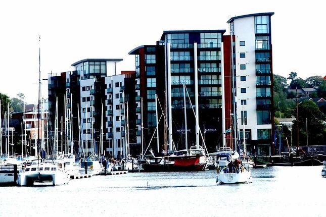 2 bedroom flat to rent in Neptune Marina, Coprolite Street, Ipswich