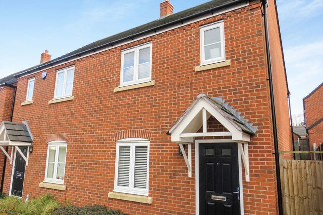 Thumbnail Semi-detached house for sale in Barley Road, Edgbaston, Birmingham