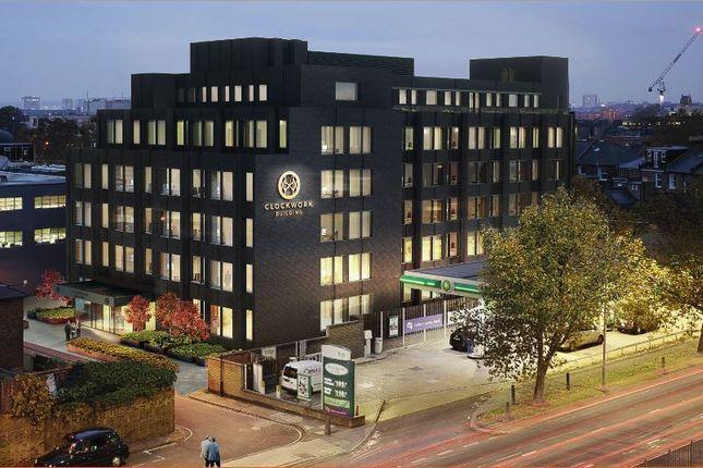 Thumbnail Office to let in Beavor Lane, London