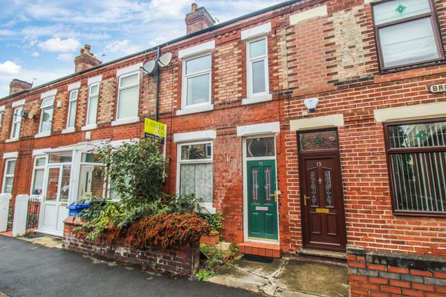 2 bed terraced house for sale in Brooks Avenue, Hazel Grove, Stockport SK7