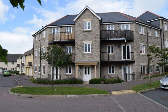 Thumbnail Flat to rent in Watkins Way, Bideford