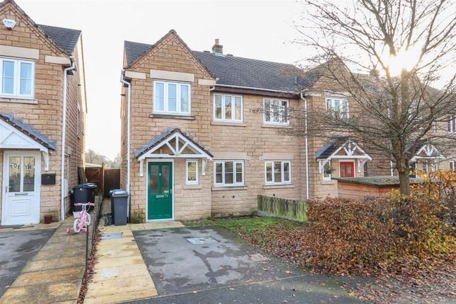 3 bed semi-detached house to rent in Willow Way, Darley Dale, Matlock DE4