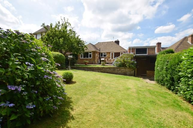 Thumbnail Bungalow for sale in Rother View, Burwash, East Sussex