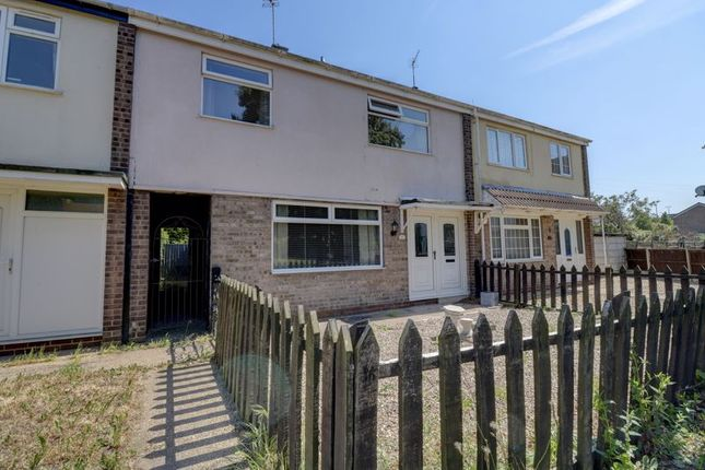 Terraced house for sale in Maid Marian Way, Ollerton, Newark