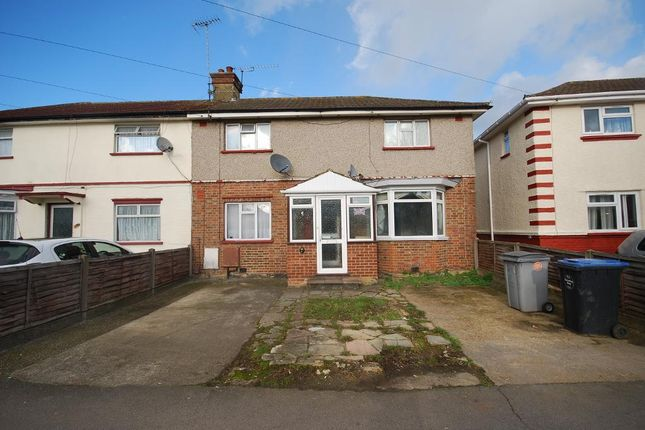 Thumbnail Semi-detached house for sale in Lyon Park Avenue, Wembley, Middlesex