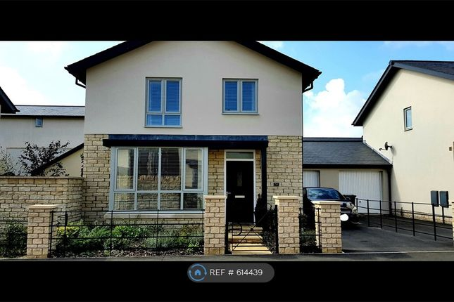 Thumbnail Detached house to rent in Beckford Drive, Lansdown, Bath