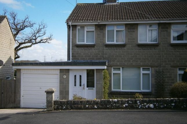 Thumbnail Semi-detached house to rent in Martins Close, Chippenham
