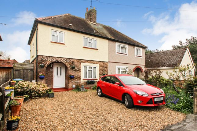 Semi-detached house for sale in Beauchamp Road, West Molesey