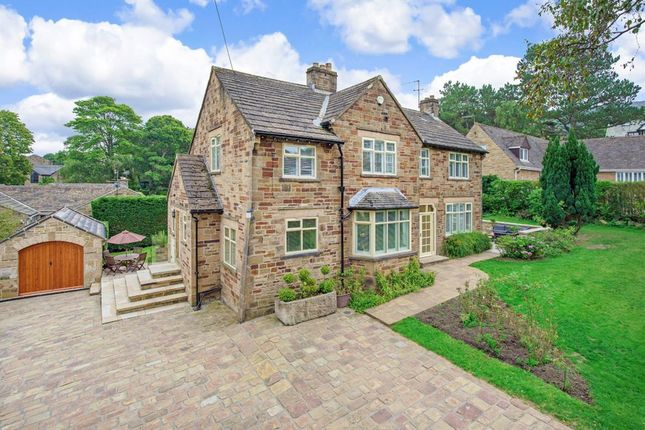 Thumbnail Detached house for sale in Wheatley Road, Ilkley