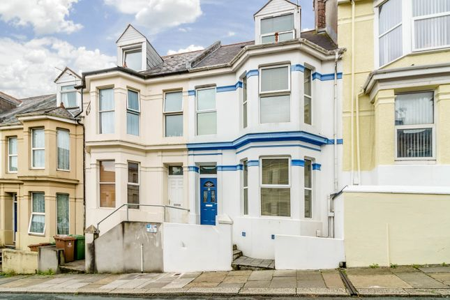 5 bed terraced house for sale in Prince Maurice Road, Plymouth, Devon