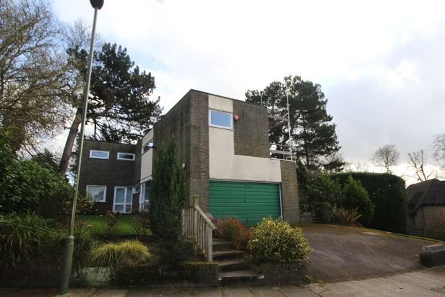 Thumbnail Detached house for sale in Grayland Close, Bickley, Bromley