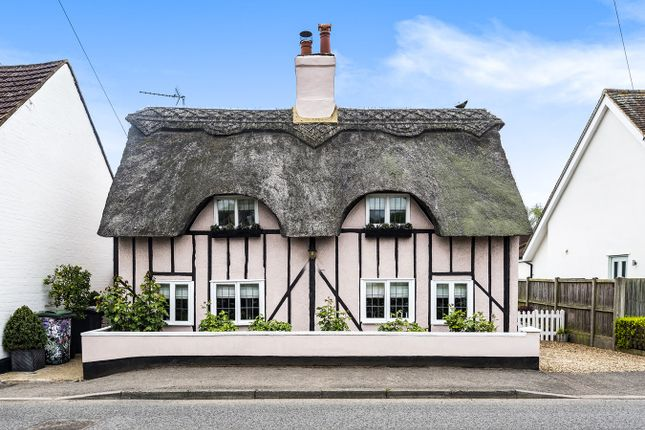 Thumbnail Detached house for sale in High Street, Greenfield
