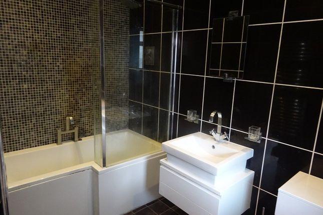 Bathroom of St. Leonards Avenue, Chatham, Kent. ME4