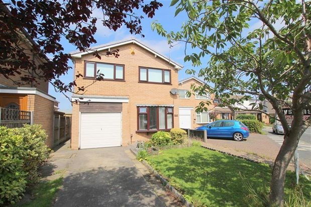 Thumbnail Property for sale in Cherry Tree Road, Blackpool