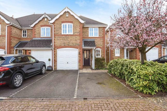 Thumbnail Semi-detached house to rent in Guards Court, Sunningdale