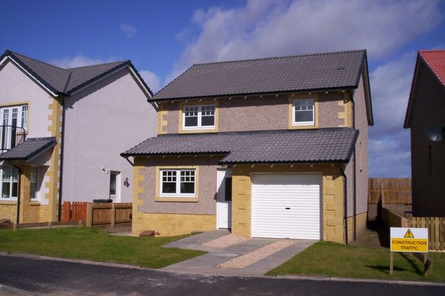 Thumbnail Flat to rent in Marleon Field, Elgin, Moray