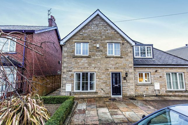 Thumbnail Semi-detached house to rent in Station Road, Scholes, Leeds