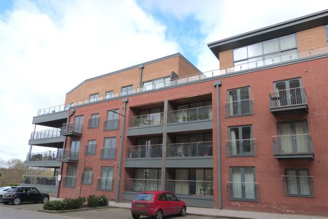 Thumbnail Flat for sale in Aston Court, Diglis, Worcester