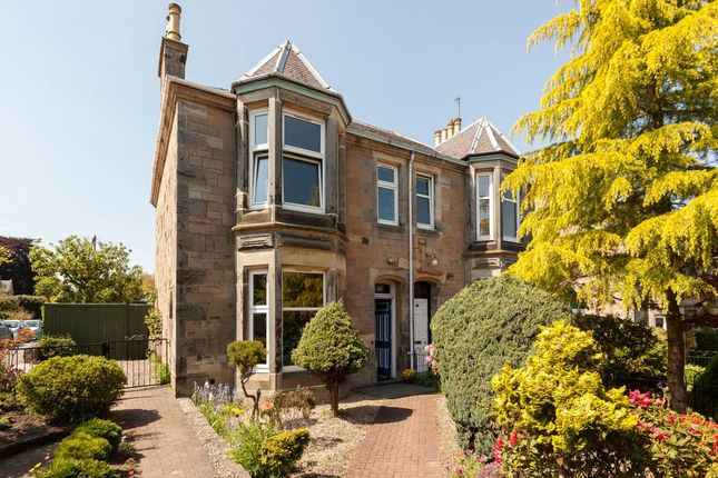 Thumbnail Semi-detached house for sale in Pitcullen Terrace, Perth