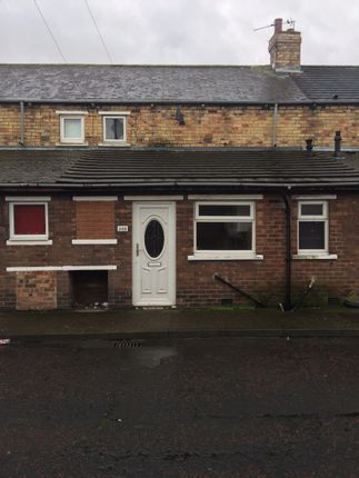 Thumbnail Terraced house to rent in Chestnut Street, Ashington