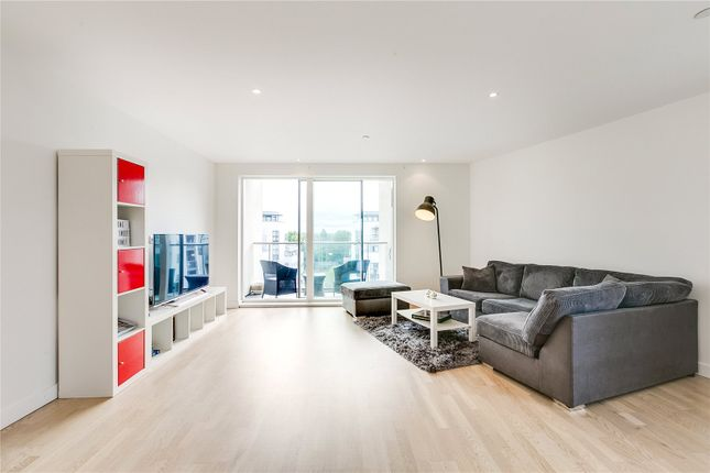 Reception of Pump House Crescent, Brentford, Middlesex TW8